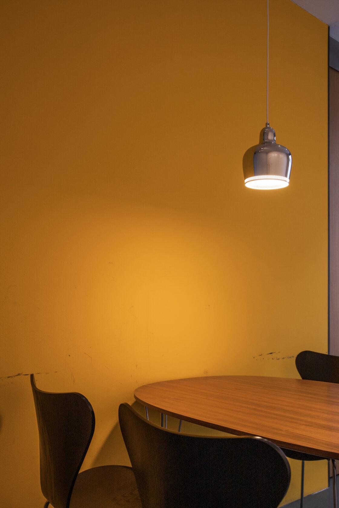 Besprecher gelb dreisterneplus Architekten München