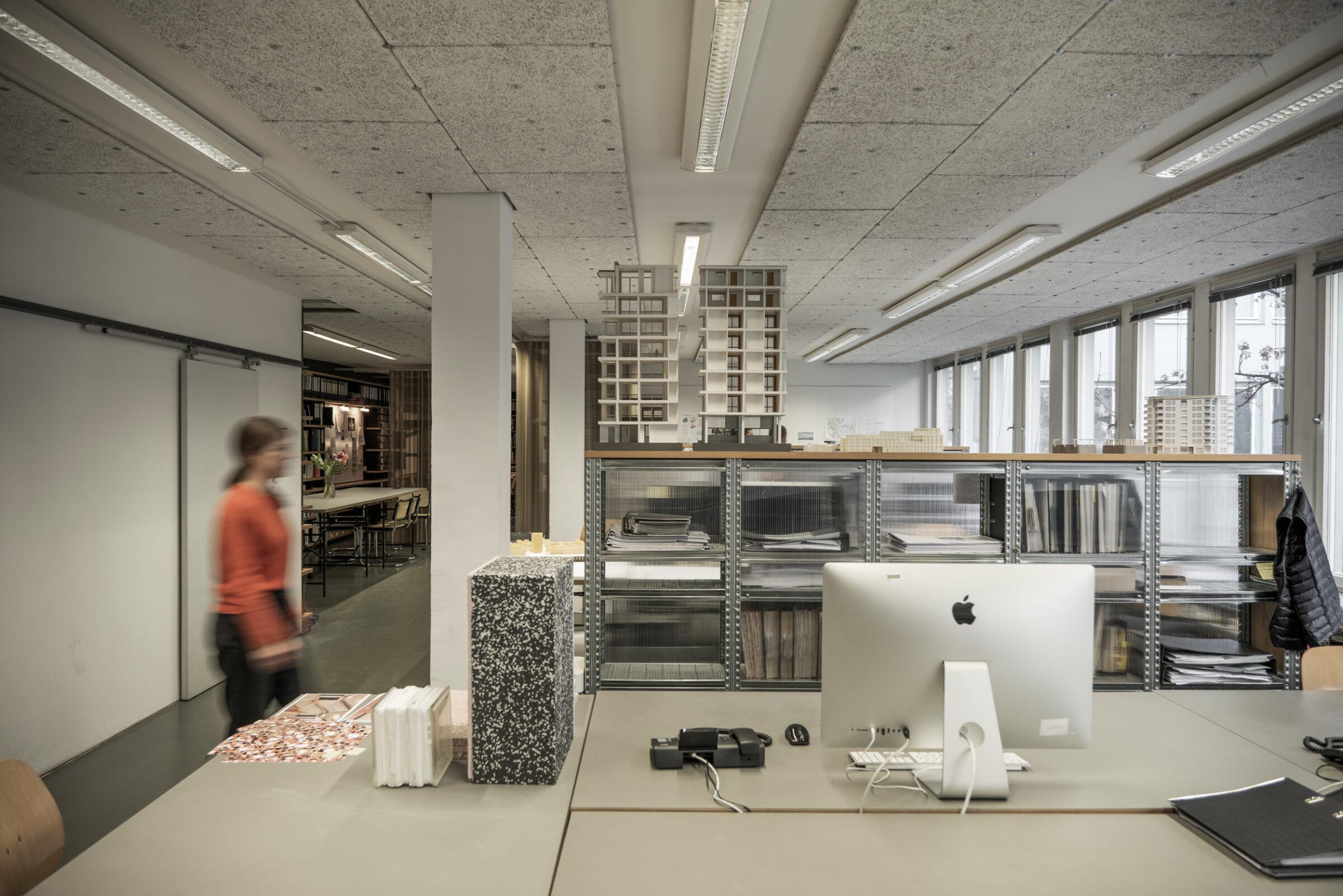 Büro dreisterneplus Architekten München