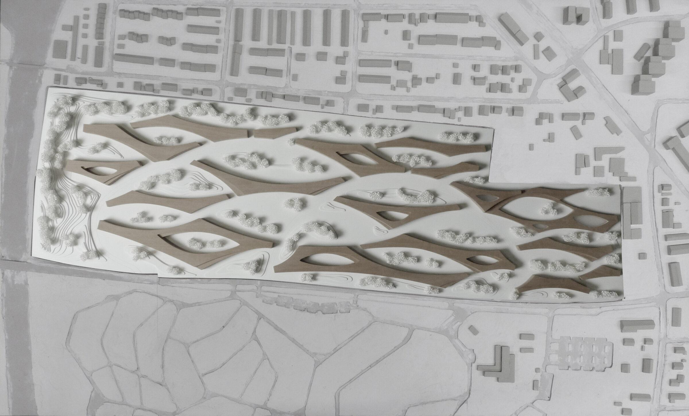 Hochäckerstrasse München dreisterneplus meili Peter Städtebau Wohnungsbau