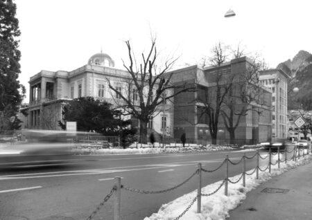 Bündner Kunst Museum dreisterneplus Meili Peter Wettbewerb Chur