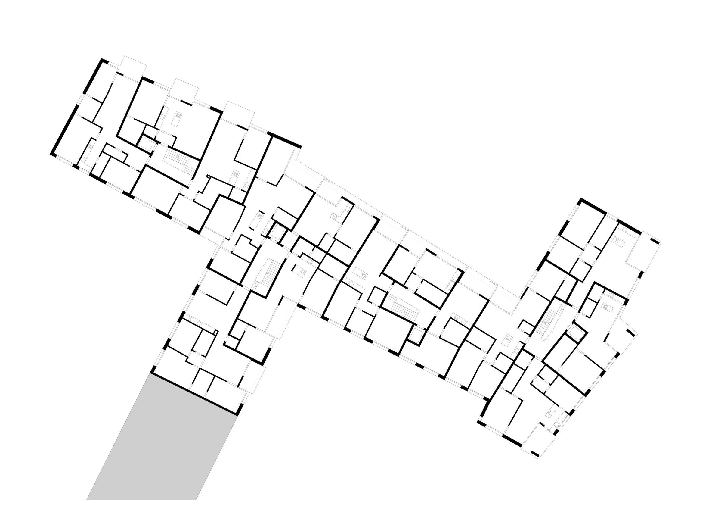 Paulaner Regerstraße Architekturwettbewerb dreisterneplus Meili Peter München Städtebau Wohnungsbau