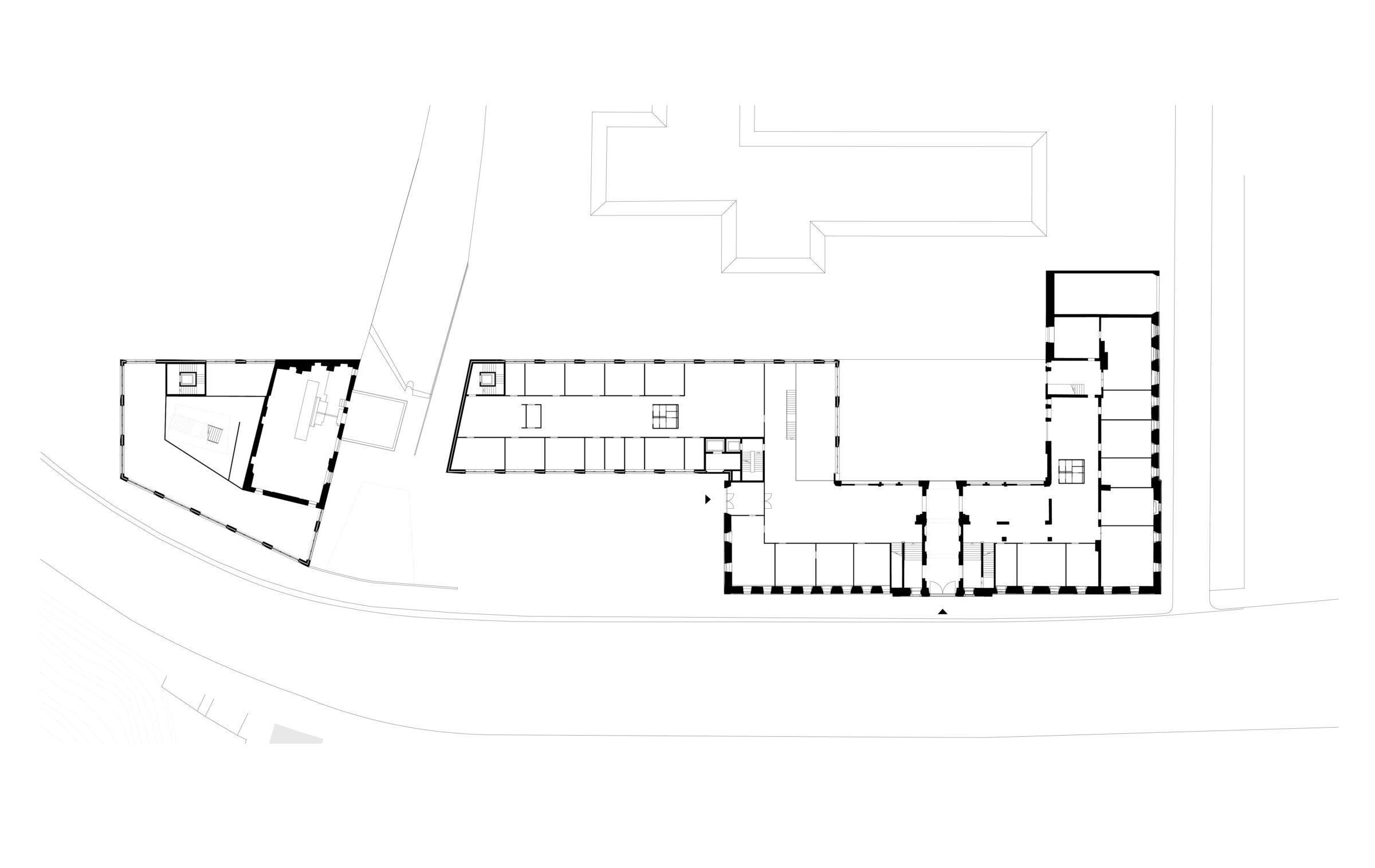 Paulaner Verwaltungsbau dreisterneplus Meili Peter Bürogebäude