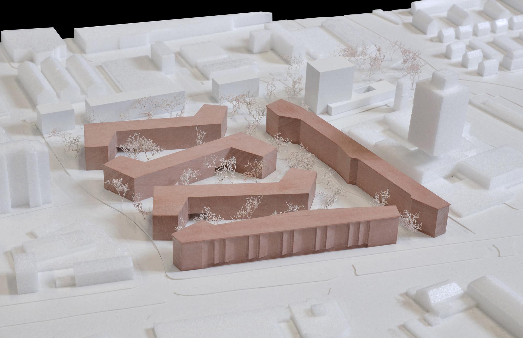 Die Welle Köln Wohnungsbau dreisterneplus Meili Peter Städtebau Köln