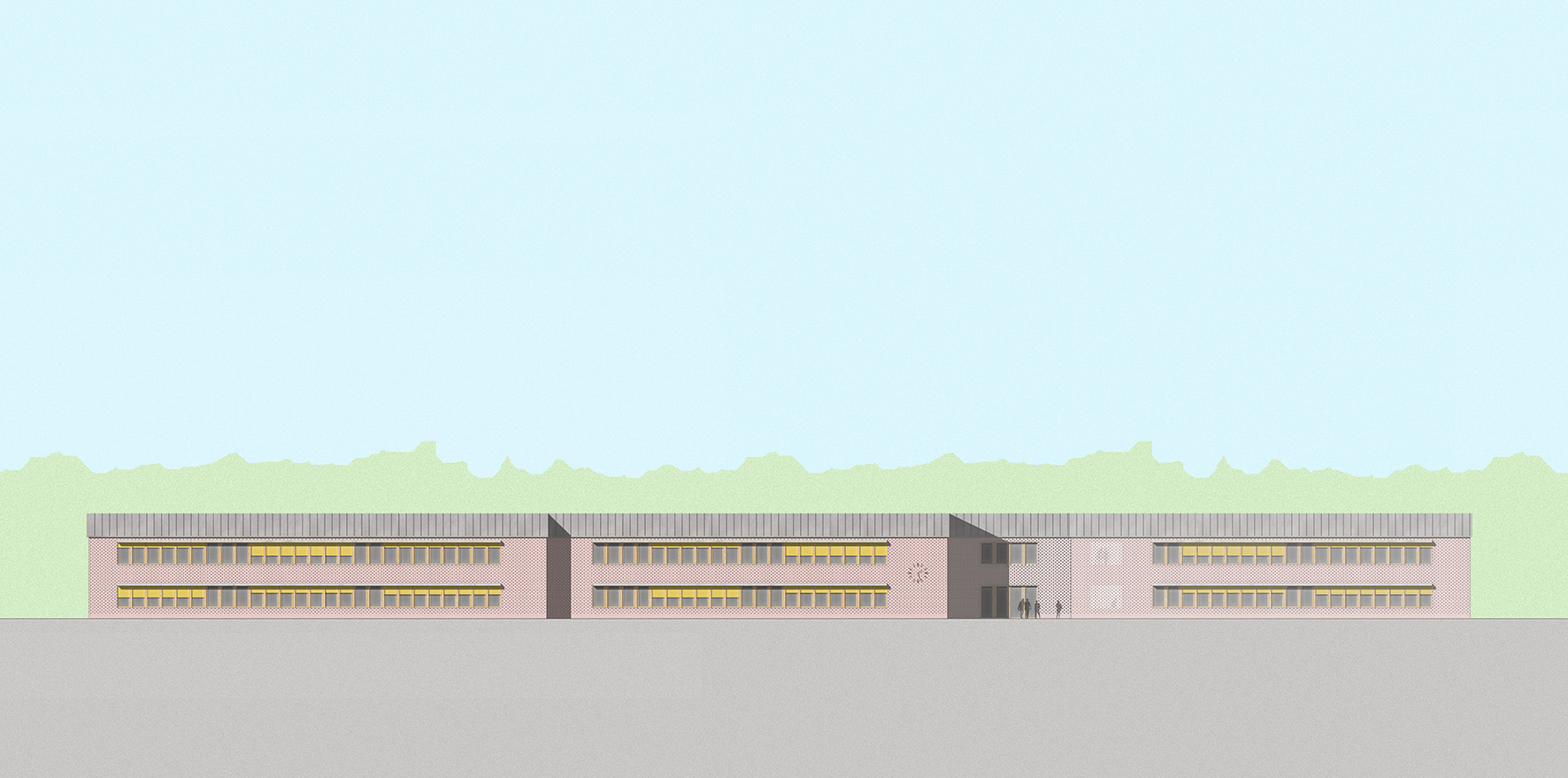 Grundschule Landshut Nordwest dreisterneplus Meili Peter Wettbewerb