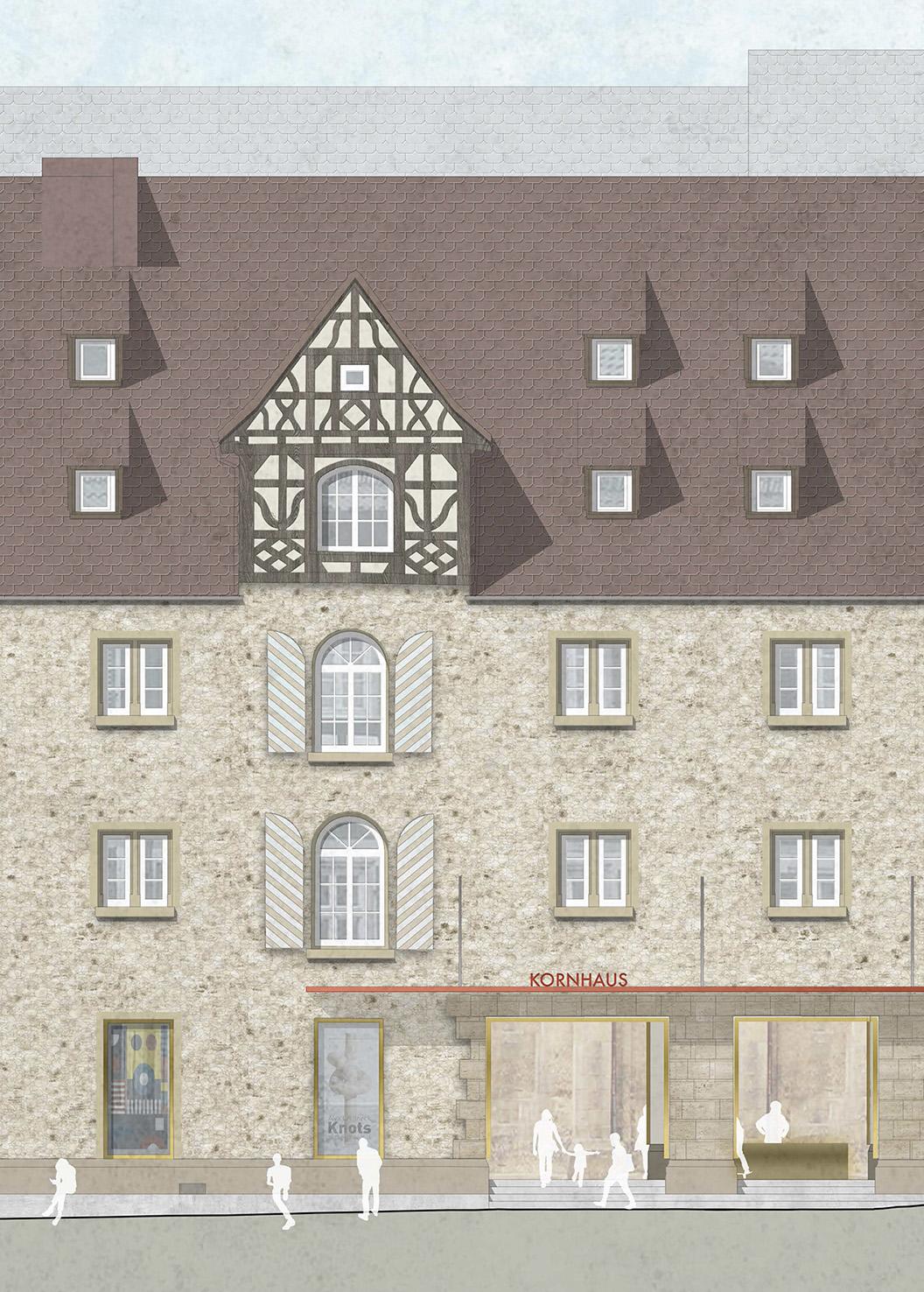 Städtisches Museum im Kornhaus Kirchheim unter Teck Meili Peter dreisterneplus Wettbewerb