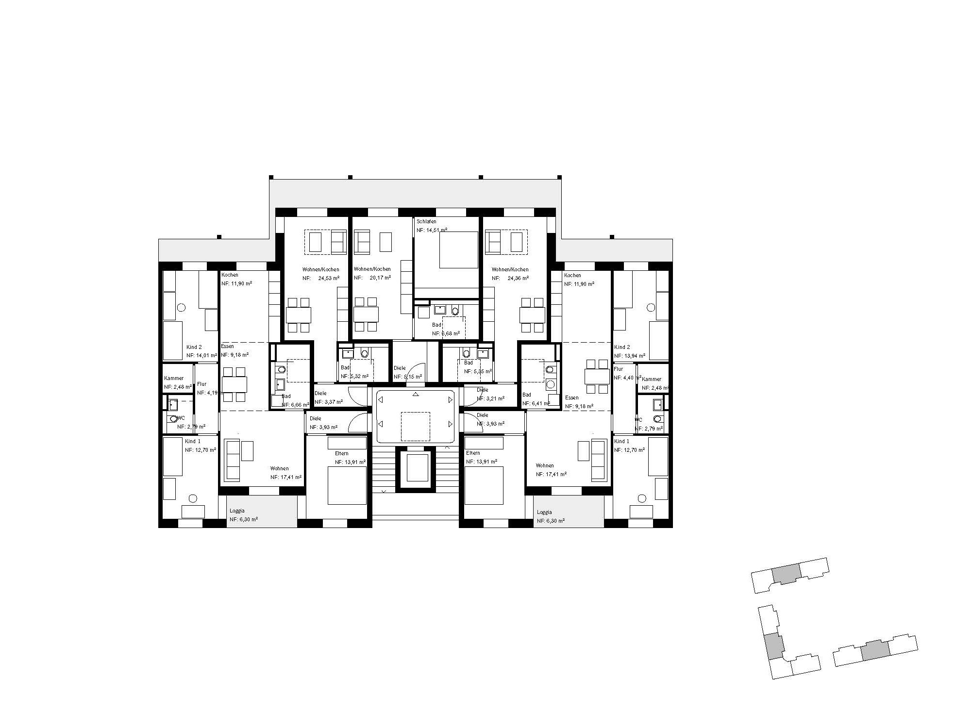 freiham wa 17 Wohnungsbau dreisterneplus Meili Peter